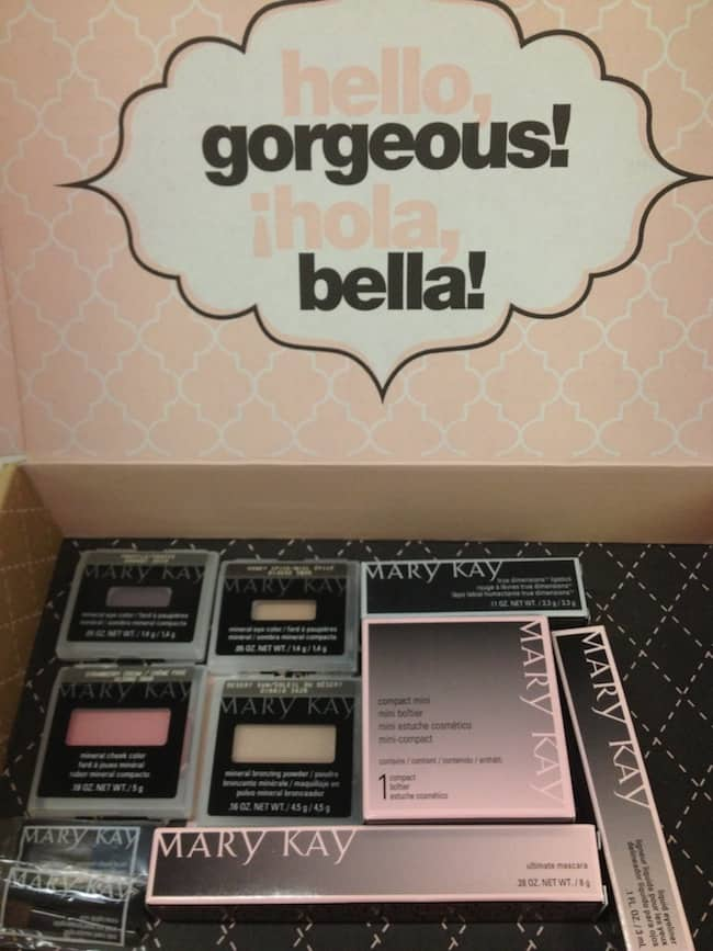 Mary-Kay-Arranque-de-Pasión-Classic-Beauty-#MKnovela-Giveaway