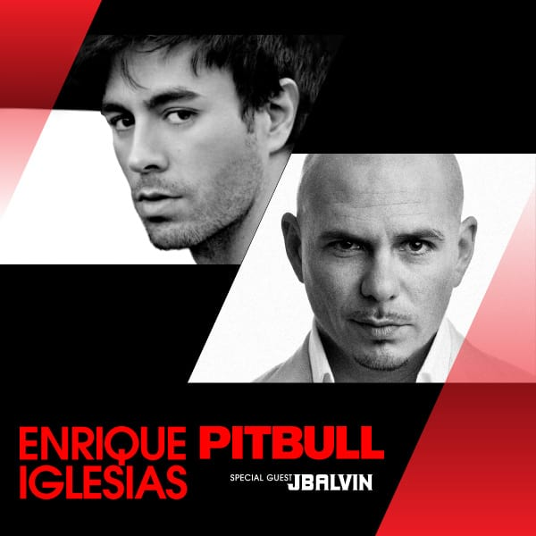 Enrique Iglesias and Pitbull go on tour, join @xoxolizza at the show