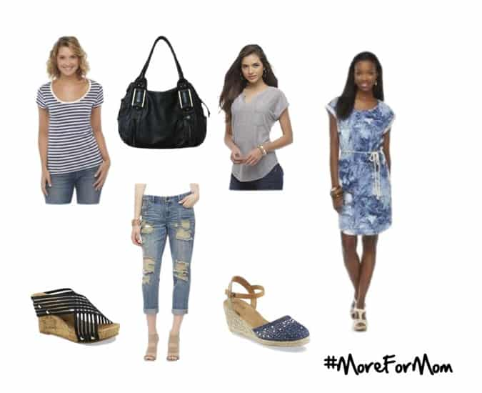 #searsStyle Mothers Day with Canyon River Blues
