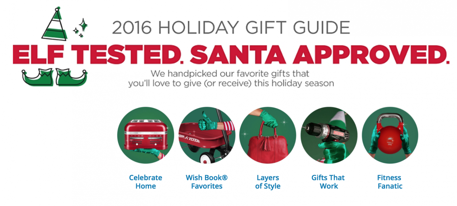 Top Ten Holiday Gift Guide And A Sears $100 Gift Card GiveawayMy ...